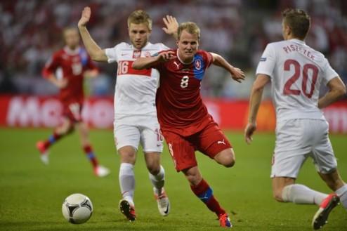 Чехия оставляет Польшу за бортом Евро-2012 + ВИДЕО