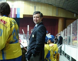Савицкий претендует на пост наставника юниорской сборной
