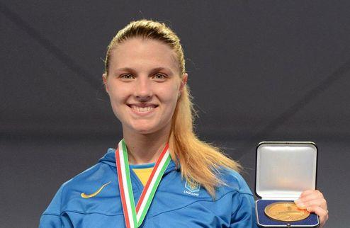 Фехтование. Харлан — чемпионка Европы