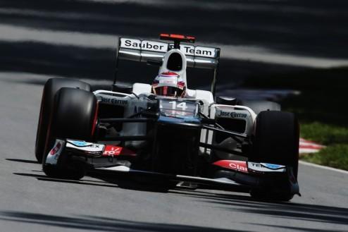 """Формула-1. Кобаяси: """"В Валенсии будет жарко"""""""