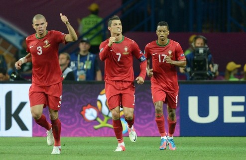 Португалия выходит в плей-офф Евро + ВИДЕО