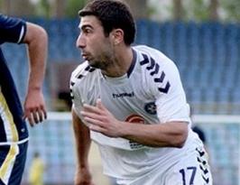 Два армянских футболиста на просмотре в донецком Металлурге