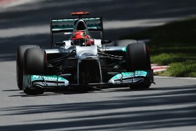 Формула-1. Шумахер: все внимание на Валенсию
