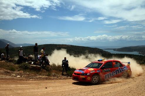 Mentos Ascania Racing стартует в Brother Rally New Zealand