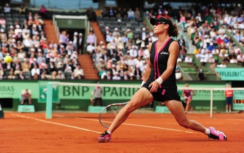 Хертогенбош (WTA). Стосур сенсационно вылетает, Скьявоне идет дальше