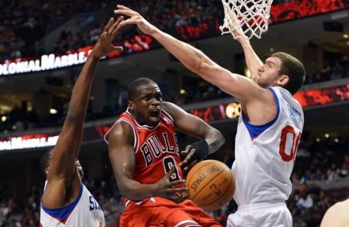 НБА. Чикаго избавится от Денга?