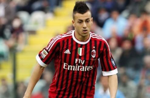 Милан приобрел вторую половину прав на Эль Шаарави