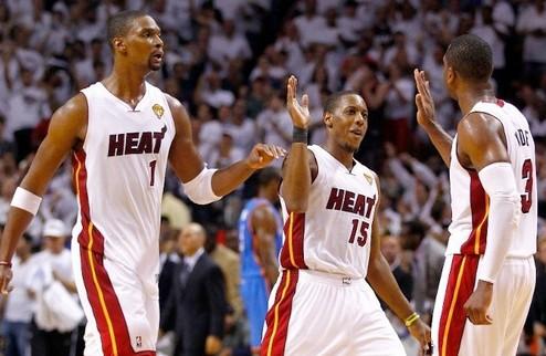 НБА. Пиррова победа Майами