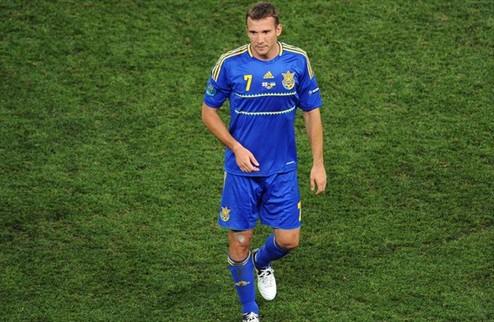 Шевченко отыграет прощальный матч за сборную