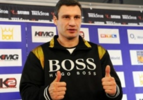 Виталий Кличко отметил успех Евро-2012 для Украины