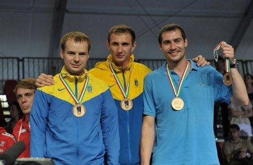 Фехтование. ЧЕ-2012: шпажисты финишировали с бронзой