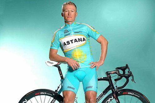 """Велоспорт. Винокуров: """"Ставлю задачу выиграть один из этапов Тур де Франс"""""""