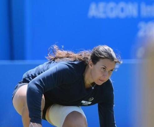 """Бартоли: """"Пажек показала свой лучший теннис"""""""