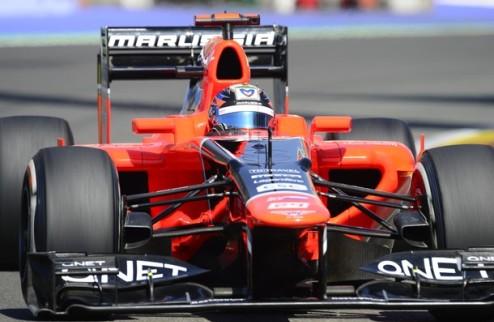 Формула-1. Глок не выйдет на старт Гран-при Европы