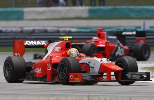 GP2. Европа. Невероятная победа Разии