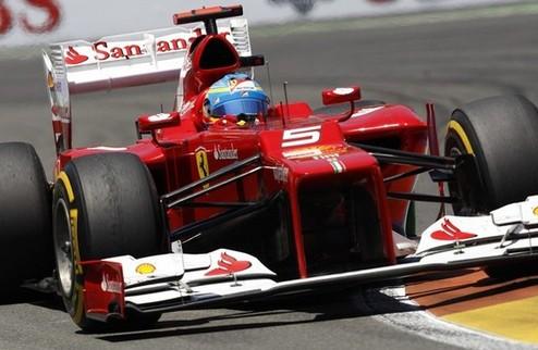 Формула-1. Фантастический прорыв и победа Алонсо, подиум Шумахера
