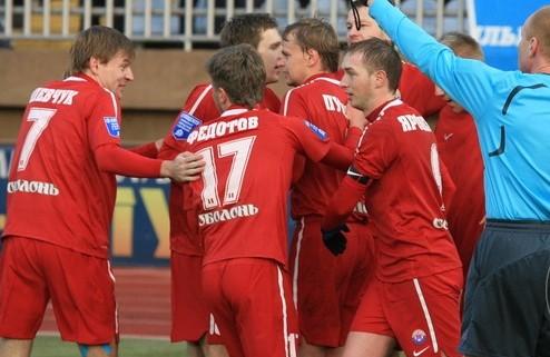 Волевая победа Ильичевца