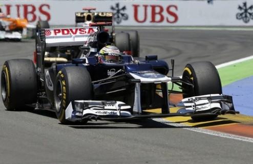 Формула-1. Мальдонадо наказан, Сенна — десятый