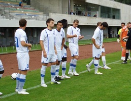 Таврия уступает боснийскому Сараево