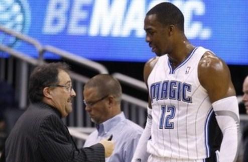 НБА. Ховард может перейти в Хьюстон лишь на один сезон