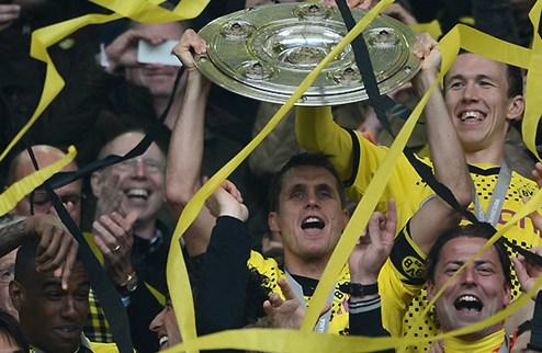Бундеслига: есть календарь матчей сезона 2012/2013