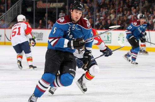 НХЛ. Колорадо: подписан еще один игрок