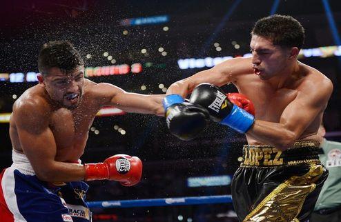 Лопес: реванш с Ортисом или бой с Альваресом