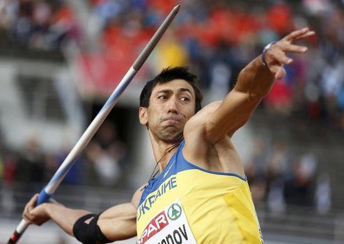Легкая атлетика. ЧЕ. Украинцы берут четыре медали на старте
