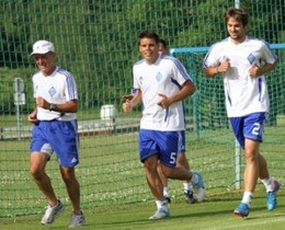 Динамо: знакомство с Кранчаром, две группы, мини-турнир