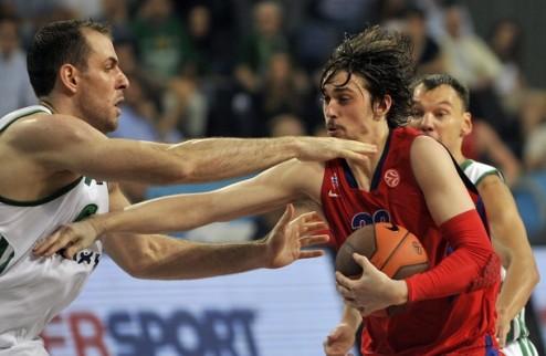 Защитник ЦСКА уедет в НБА