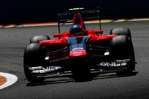 Формула-1. Маруся: есть первые обновления в сезоне