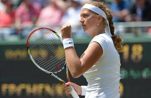 Уимблдон (WTA). Квитова продолжает победную серию