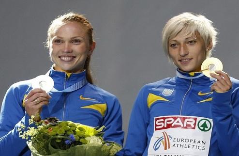 Легкая атлетика. ЧЕ. Украина опережает график Хельсинки-1994