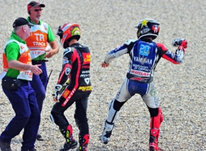 """MotoGP. Лоренсо: """"Это катастрофа"""""""