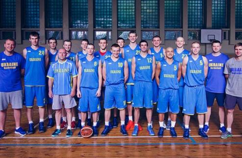 U-20. Украина уступила литовцам