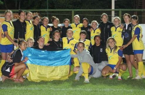 Регби-7. Женская сборная Украины в семерке сильнейших команд Европы