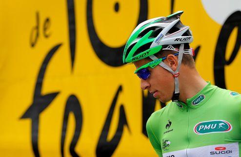 Тур де Франс. Саган издевается над конкурентами