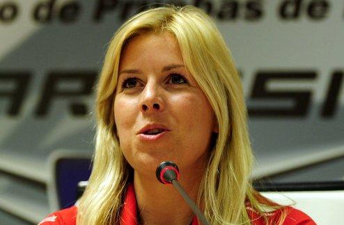 Формула-1. Де Виллота попала в аварию