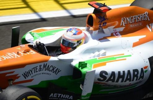 Формула-1. Форс Индия отпустит ди Ресту в Мерседес?