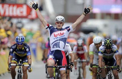 Тур де Франс. Грайпель делает дубль