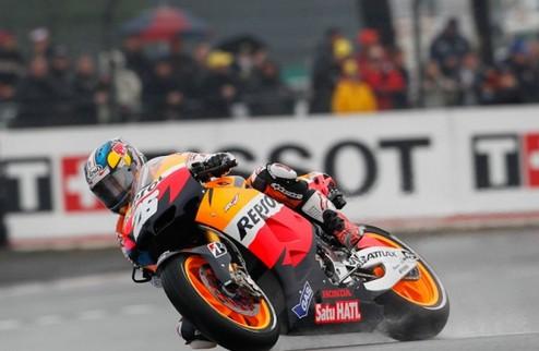 MotoGP. Гран-при Германии. Педроса остается на вершине