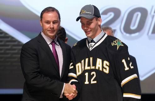 НХЛ. Даллас: подписан игрок с драфта-2012