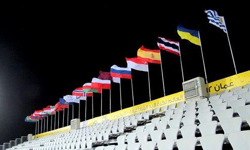 Пляжный гандбол. Сборная Украины отправилась в Оман