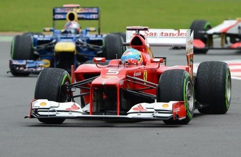 Формула-1. Гран-при Великобритании. Как это было