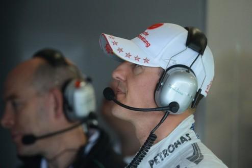 Формула-1. Шумахер: выжали из болида максимум