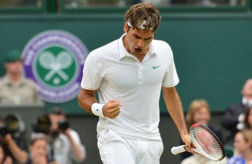 Победа Федерера обогатила благотворительную организацию