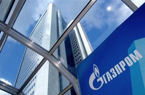 Газпром стал спонсором Лиги чемпионов