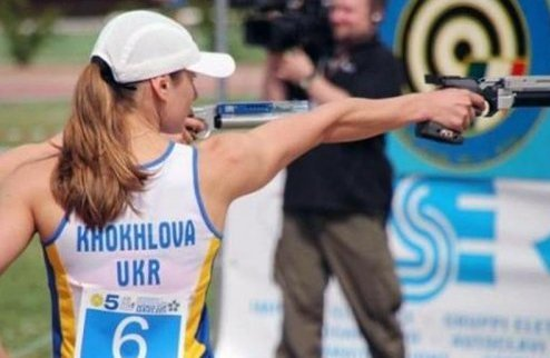 Современное пятиборье. Украинки берут серебро и бронзу чемпионата Европы