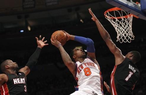 НБА. Смит решил остаться в Нью-Йорке