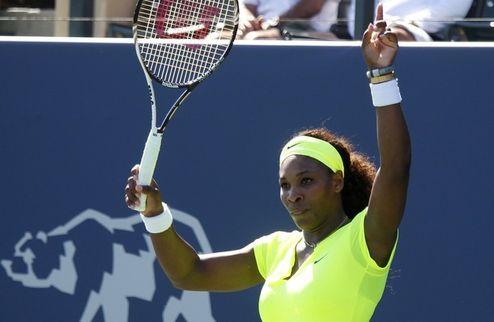 Стэнфорд (WTA). С. Уильямс выносит соперницу, Янкович уступает